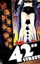 42nd Street - DVD ( Ex Cond.) - $8.80