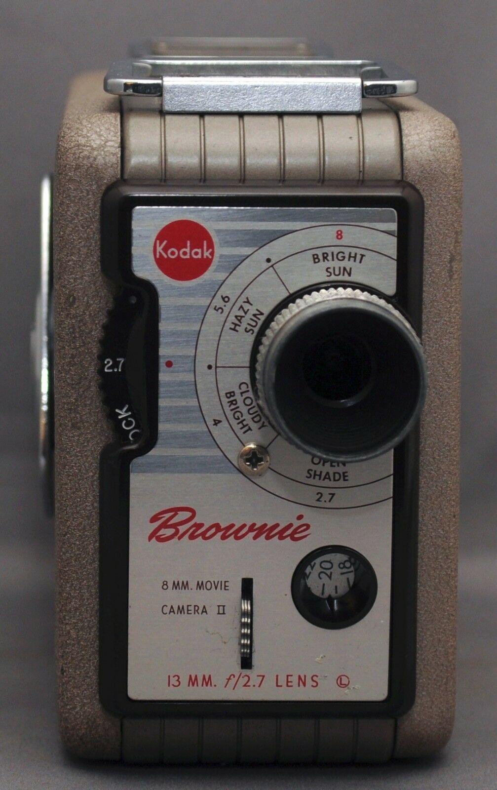 8Mm Vintage Camera kodak brownie 8mm vintage movie camera f/2.7 and 50 similar