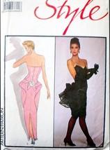 Style Pattern Carolina Herrera Strapless Gown - $25.99