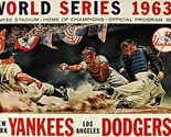 Vintage world series poster 1963 thumb155 crop