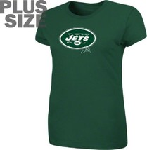 Women's Plus New York Jets Shirt NFL Game Day Tradition Tee Football T-Shirt