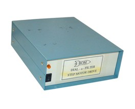 Custom Bom DIAL-A-FILTER Step Motor Driver 115 Vac - Sold As Is - $129.99
