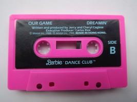 1988 Mattel Barbie Doin The Barbie Dance Mix Cassette Tape Made in Hong Kong - $9.49