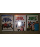 House of Payne Volume 1-3 Lot DVD OOP Super RARE Tyler Perry NEW Sealed ... - $178.19