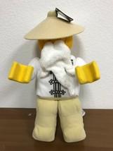 New Lego Ninjago® Movie™ Master Wu Minifigure Plush #853765 - $39.99