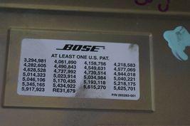 Mazda CX-7 Bose Radio Stereo Amp Amplifier EG23-66-9320B image 8