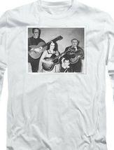 The Munsters family t-shirt retro comedy sitcom long sleeve graphic tee NBC793 image 3