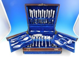 Foxhall by Watson Sterling Silver Flatware Service For 12 Set 105 Pieces No Mono - $4,995.00