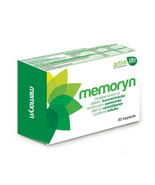 ACTIVE LIFE - MEMORYN - INCREASE CONCENTRATION LEVELS AND ENERGY - 30 CAPS - $29.00