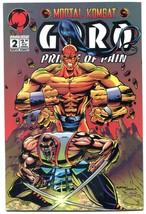 Mortal Kombat: Goro, Prince of Pain #2 1994- Malibu Comics NM- - $14.90