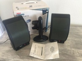 RCA WSP150 Wireless Speaker System with 900Mhz Transmitter Complete - $69.29