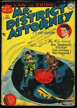 MR. DISTRICT ATTORNEY #2-DC-GOLDEN AGE CRIME G/VG - $100.88
