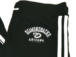 Medium Junior Women's Arizona Diamondbacks Mesh Pants MLB Baseball NEW