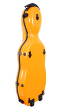 Tonareli Viola Case with wheels & Tonareli Music Bag - ORANGE - Keys/locks - $319.00