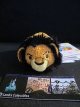 """Scar Lion King Tsum Tsum Plush toy 3.5"""" mini USA Disney Store Authentic ... - $12.60"""