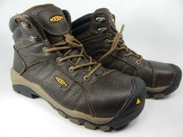 """Keen Santa Fe 6"""" Size US 7 M (D) EU 37.5 Men's Aluminum Toe Work Boots 1... - €67,53 EUR"""