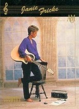 Janie Fricke trading card (Country Music) 1992 Collect-A-Card Country Cl... - $3.00