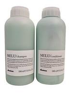 Davines Melu Shampoo & Conditioner Set 33.8 OZ Each - $152.00