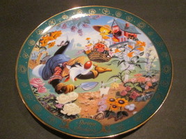 Looney Tunes Sylvester & Tweety Collectible plate 'Spring Pickin's' - #2473/2500 - $20.00