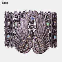 Angel Wings Stretch Cuff Bracelet for Women - $17.58+