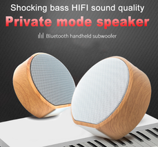 Wireless Bluetooth Speaker Portable Mini Subwoofer Audio Gift Stereo Lou... - $38.41 CAD