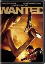 DVD - Wanted (Single-Disc Widescreen Edition) (DVD) DVD  - $7.08