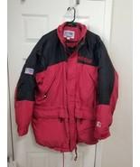VTG 90s STARTER Men's L ProLine Coat Jacket San Francisco 49ers heavy parka - $42.06