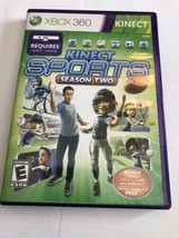 Kinect Sports: Season Two (Microsoft Xbox 360, 2011) - $4.95