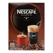 01306 Nescafe Classic 20 Sticks Frappe Instant Greek Coffee  - $12.99