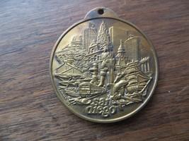 1996 Surprise Challenge San Diego Ca,City Award Keychain Merchant Token - $14.25