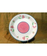 "Newcor Longarno Round Platter/Chop Plate 12"" Excellent - $11.77"