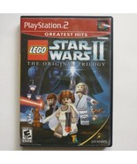 LEGO Star Wars II: The Original Trilogy (Sony PlayStation 2, 2006) - $9.89