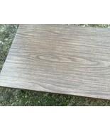 VINTAGE MID-CENTURY MODERN retro iRon HAIRPIN LEGs COFFEE TABLE Formica... - $199.99