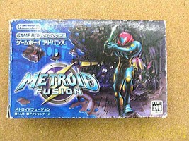 Nintendo Metroid Fusion Game Boy Advance Software - $97.52