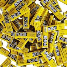 Pez Candy Single Flavor 2 Lb Bulk Bag (Lemon) Yellow Candy - $18.79