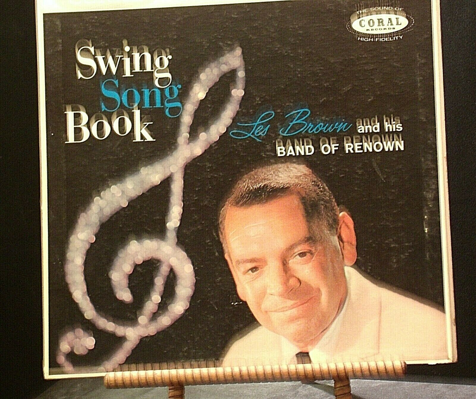 Les Brown And His Band Of Renown – Swing Song Book AA20-RC2113 Vintage