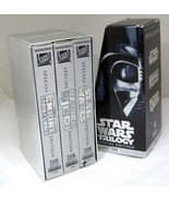 1992 Star Wars Trilogy Special Wide Screen  Ed THX VHS  - $18.32