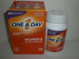 One-A-Day Women's Daily Complete Multivitamin Supplement 200 Tablets Exp. 2/2022 - $17.75