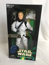 LUKE SKYWALKER w/ Dianoga Tentacle - Star Wars POTF - Unopened Action Fi... - $100.00