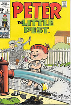 Peter The Little Pest Comic Book #1, Marvel Comics 1969 FINE+ - $28.94
