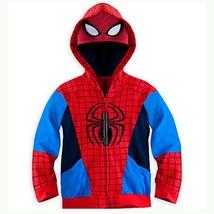 Superhero Cartoon Hoodie for Boys SPIDERMAN - $22.00