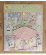 NEW 2009 Meri Meri Fairy Wishes Magnetic Centerpiece Party Supply Decora... - $29.95