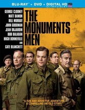 Monuments Men (Blu-Ray/DVD Combo/Ultraviolet/Ws 2.40/2 Disc/Dol Dig 5.1)
