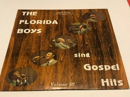 33 Record : The Florida Boys : Gospel Hits Volume 3 - $20.00