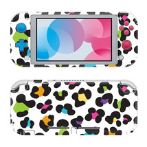 Colored Cow Fur Nintendo Switch Skin for Nintendo Switch Lite Console  - $19.00