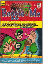 Reggie and Me Comic Book #19, Archie 1966 VERY GOOD+ - $16.93