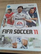 Nintendo Wii FIFA Soccer 11 image 1