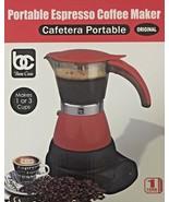 Electric Cuban Espresso Coffee Maker (Cafetera electrica cubana 1-3 tazas) - $49.50