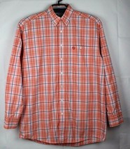 George Strait cowboy cut collection by Wrangler western shirt men's size... - $18.44
