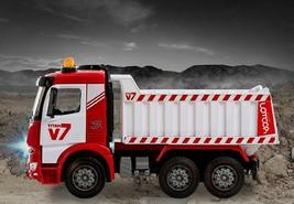 Yoowon Toys Titan V7 Dump Truck Car Vehicle Construction Heavy Equipment Toy image 2
